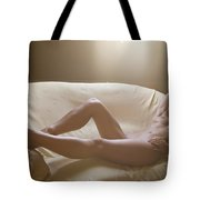 Rest In The Light Tote Bag