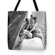 Rest Time 1946 Tote Bag