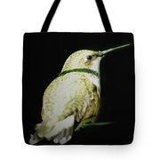 Resting For Migration Tote Bag