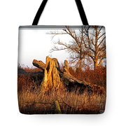 Resting Giant Tote Bag