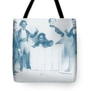 Resurrection Of Henry Box Brown Tote Bag by Photo Researchers