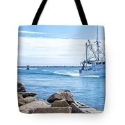 Return Tote Bag by Joan Carroll