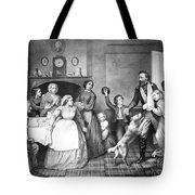 Returning Soldier, 1866 Tote Bag