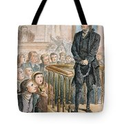 Rev. George Burroughs Tote Bag by Granger