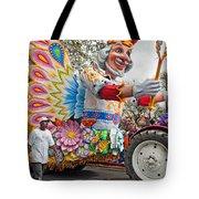 Rex Mardi Gras Parade IIi Tote Bag