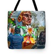 Rex Mardi Gras Parade Vii Tote Bag