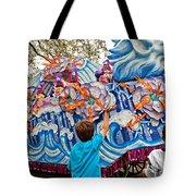 Rex Mardi Gras Parade Viii Tote Bag