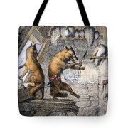 Reynard The Fox, 1846 Tote Bag