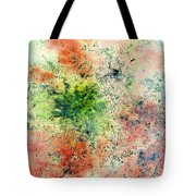 Rhapsody Of Stars In A Major Tote Bag