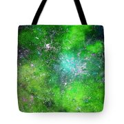 Rhapsody Of Stars In C Major  Tote Bag