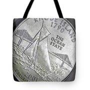 Rhode Island 2001 Tote Bag