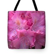 Rhododendron Bloom Tote Bag