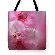 Rhododendron Dreams Tote Bag