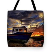 Rhos Sunrise Tote Bag