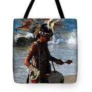 Rhythm Of The Ocean Tote Bag