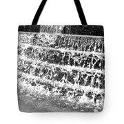 Rhythm Of The Rain Tote Bag
