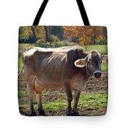 Ribs On A Skinny Cow Tote Bag