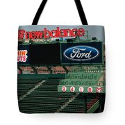 Rich In History Tote Bag