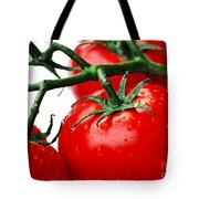 Rich Red Tomatoes Tote Bag