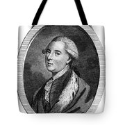 Richard Grenville-temple Tote Bag