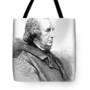 Richard Monckton Milnes Tote Bag