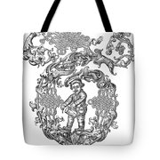 Richard Tarlton (1530-1588) Tote Bag