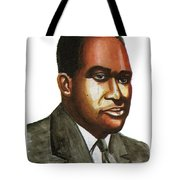 Richard Wright Tote Bag