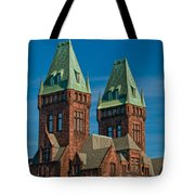 Richardson Building 3421 Tote Bag