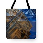Richelieu Wing Of The Louvre Tote Bag