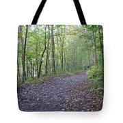 Richland Mine Trail Tote Bag