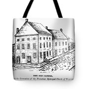 Richmond: First Capitol Tote Bag