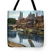 Richmond In Ruins, 1865 Tote Bag