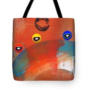 Ride A White Wave Tote Bag by Charles Stuart