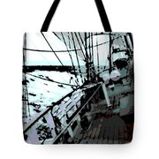 Ride Of A Lifetime Tote Bag