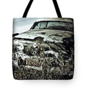 Ride Of Abandonment  Tote Bag