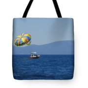 Ride The Wind Tote Bag