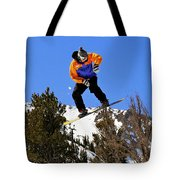 Ride Utah Tote Bag by Christine Till