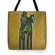 Rider One Tote Bag
