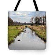 Ridgefield Reserve Landscape Tote Bag