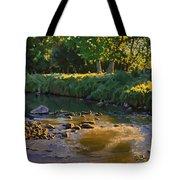 Riffles - First Light Tote Bag