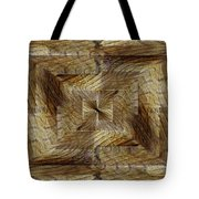 Rift In The Sand Tote Bag