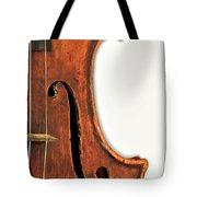Right F Tote Bag
