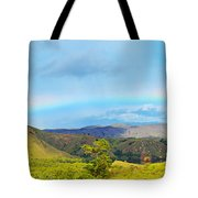 Rinca Panorama Tote Bag