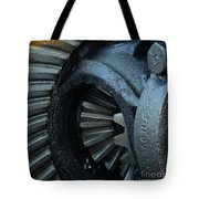 Ring And Pinion  Tote Bag