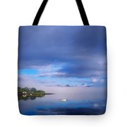 Ring Of Kerry, Dinish Island Kenmare Bay Tote Bag by The Irish Image Collection