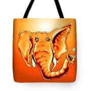 Ringo Party Animal Orange Tote Bag