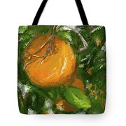 Rio Grande Valley Oranges Tote Bag