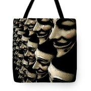 Riot Gear Tote Bag