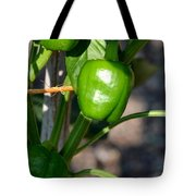 Ripened Peppers Tote Bag