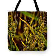 Ripening Wheat Tote Bag